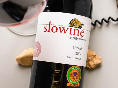 Slowine - Shiraz 2017