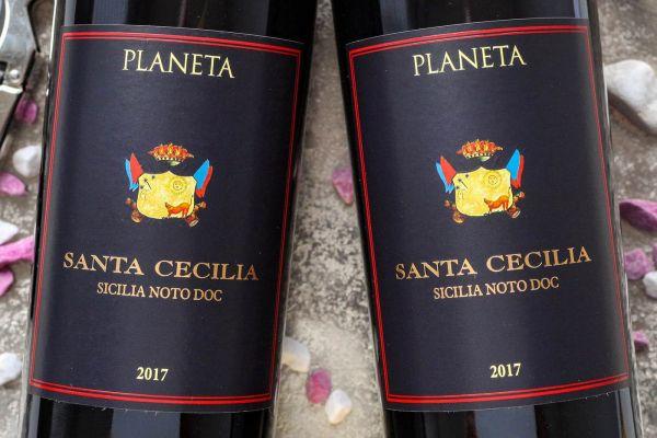 Planeta - Nero d'Avola 2017 Santa Cecilia