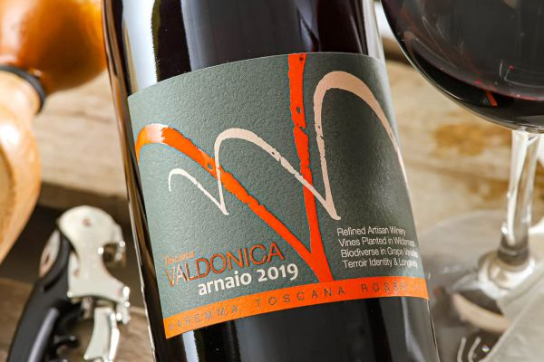 Valdonica - Toscano Rosso 2019 Arnaio Bio