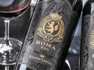 Poggio le Volpi - Roma Rosso 2016 Edizione Limitata