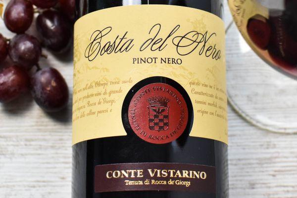 Conte Vistarino - Pinot Nero 2018 Costa del Nero