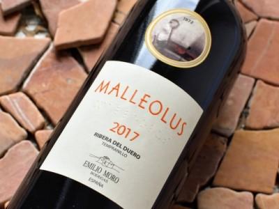Emilio Moro - Tempranillo 2017 Malleolus