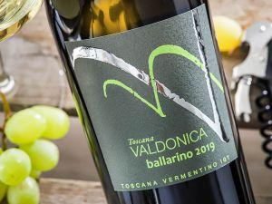 Valdonica - Vermentino 2019 Ballarino Bio