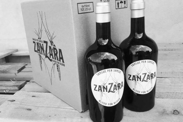 Winepunk - Vino Rosso 2015 Zanzara