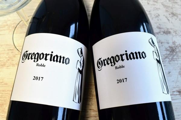 Bodega Picos - Garnacha 2017 Gregoriano Roble