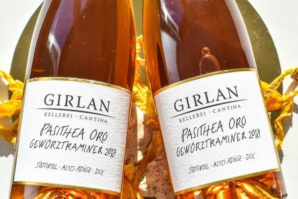 Girlan - Gewürztraminer 2018 Pasithea Oro