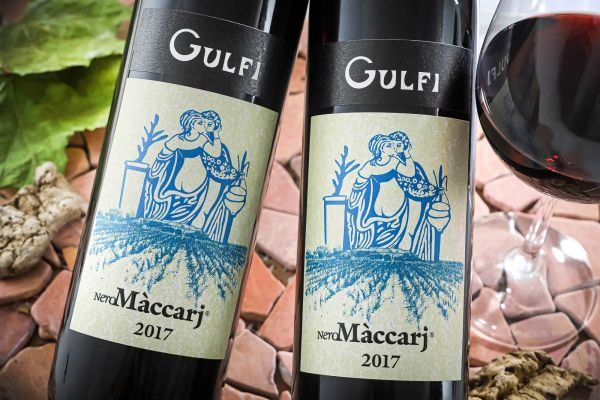 Gulfi - NeroMàccarj 2017 Bio