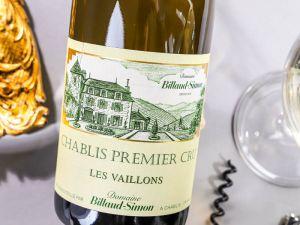Billaud Simon - Chablis 1er Cru 2018 Les Vaillons