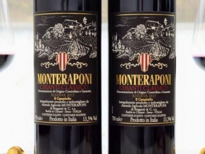 Monteraponi - Chianti Classico Riserva 2015 Il Campitello Bio