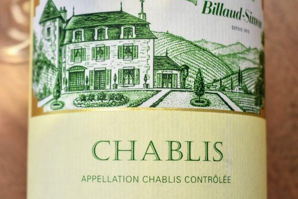 Billaud-Simon - Chablis 2018