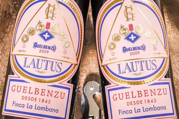Guelbenzu - Lautus 2009