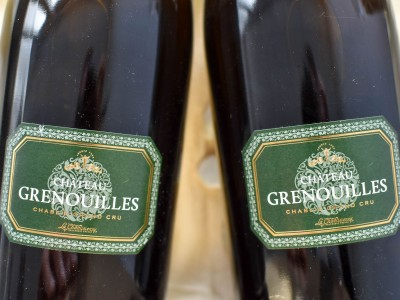 La Chablisienne - Chablis Grand Cru 2016 Grenouilles