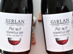 Kellerei Girlan - Vernatsch 2019 Fass 9