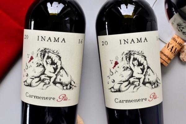 Inama - Carmenere Più 2016