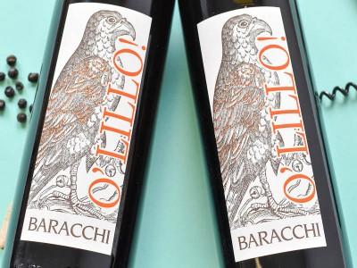 Baracchi - Toscana Rosso 2018 O'Lillo