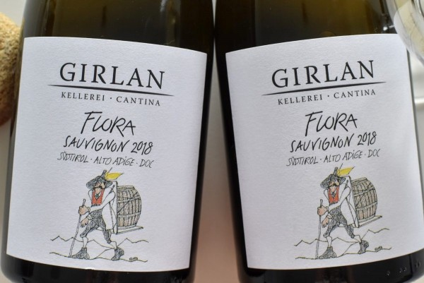 Girlan - Sauvignon Blanc 2018 Flora