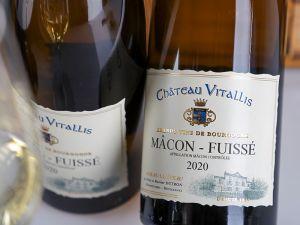 Château Vitallis - Mâcon-Fuissé 2020