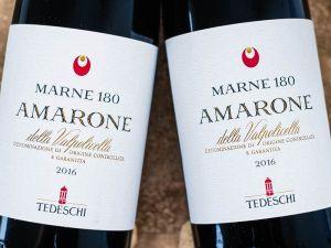 Tedeschi - Amarone 2016 Marne 180