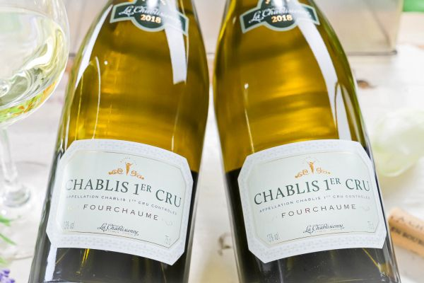 La Chablisienne - Chablis Premier Cru 2018 Fourchaume