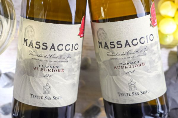 Tenute San Sisto - Verdicchio 2018 Massaccio