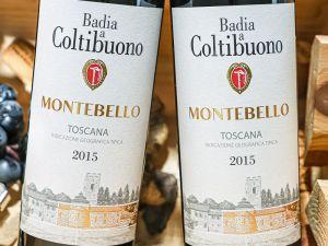 Badia a Coltibuono - Montebello 2015 Bio