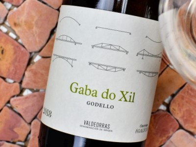 Telmo Rodriguez - Godello 2018 Gaba Do Xil