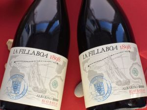 Bodegas Fillaboa - Albariño 2010 Fillaboa 1898