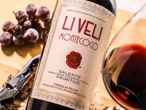 Masseria Li Veli - Primitivo 2019 Montecoco