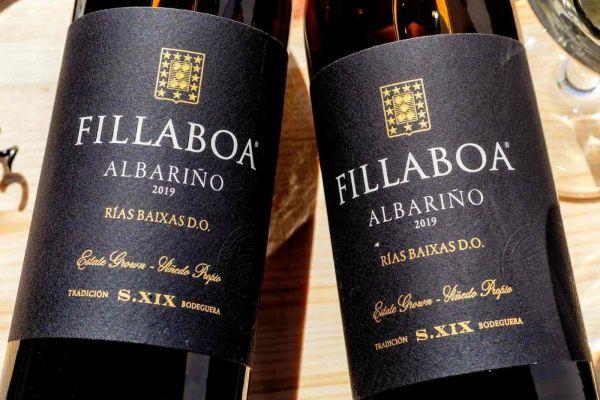 Bodegas Fillaboa - Albariño 2019 Fillaboa
