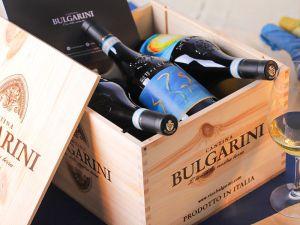 Bulgarini - 6er-Holzkiste Lugana 2020 Collezione Artisti