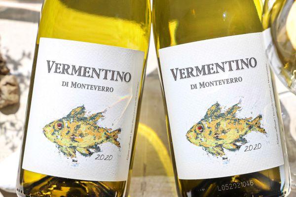 Monteverro - Vermentino di Monteverro 2020