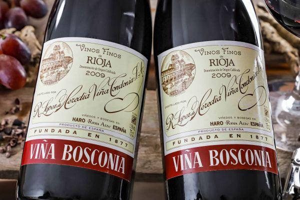 R. López de Heredia - Rioja Reserva 2009 Viña Bosconia