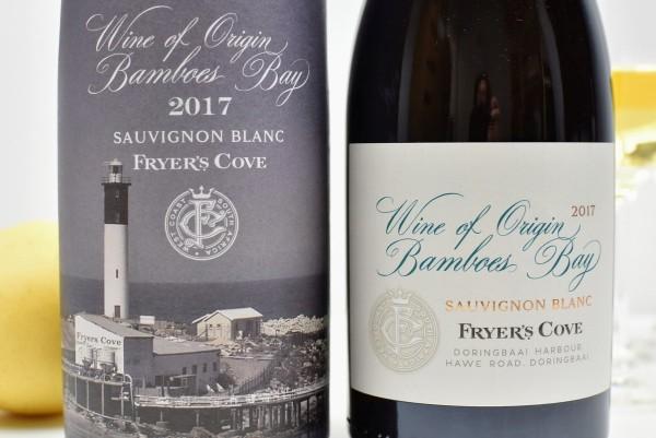 Fryer's Cove - Sauvignon Blanc 2017 Bamboes Bay