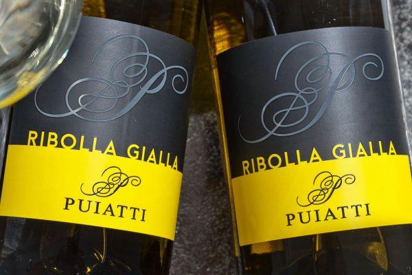 Puiatti - Ribolla Gialla 2019 Puiatti