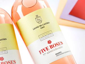 Leone de Castris - Rosato Salento 2020 Five Roses 77° Anniversario