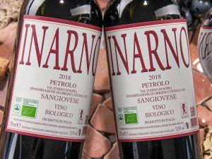 Petrolo - Sangiovese 2018 Inarno Bio