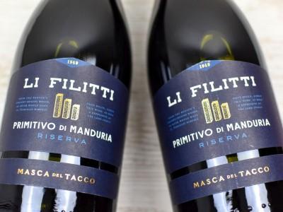 Masca del Tacco - Primitivo di Manduria Riserva 2016 Li Filitti