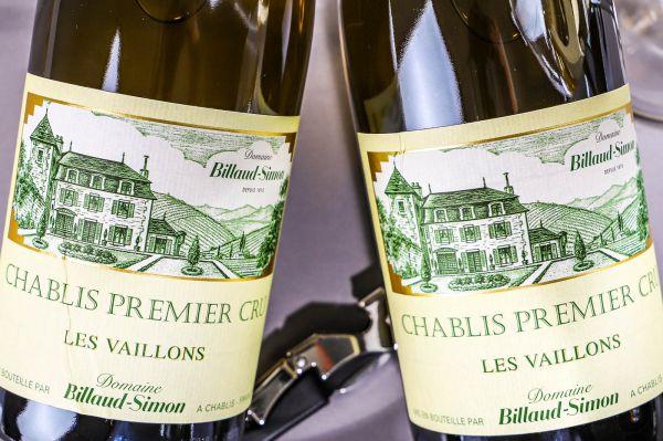 Billaud Simon - Chablis Premier Cru 2018 Les Vaillons