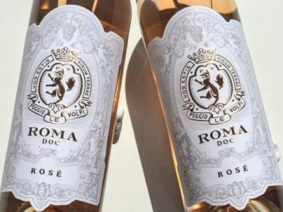 Poggio le Volpi - Roma Rosé 2019