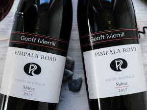 Geoff Merrill - Shiraz 2017 Pimpala Road