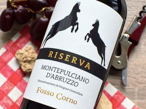 Fosso Corno - Montepulciano d'Abruzzo 2017 Riserva