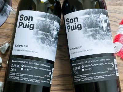 Son Puig - Son Puig Crianza 2016