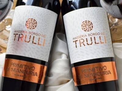Borgo dei Trulli - Primitivo di Manduria 2018