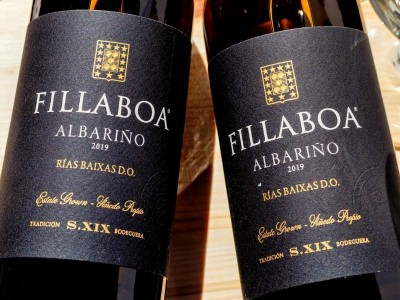 Bodega Fillaboa - Albarino 2019 Fillaboa