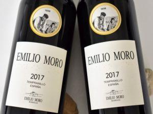 Emilio Moro - Tempranillo 2017 Emilio Moro