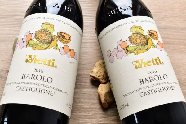 Vietti - Barolo 2016 Castiglione