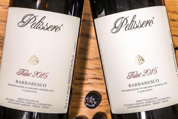 Pelissero - Barbaresco 2015 Tulin
