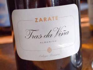 Zarate - Albariño 2018 Tras da Viña