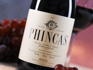 Bhilar - Rioja 2017 Phincas Bio
