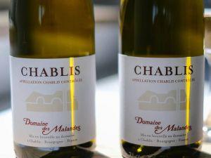 Domaine des Malandes  - Chablis 2018